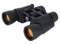 Barska Gladiator Binocular 7-21x 40mm Porro Prism Rubber Armored Black