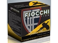 "Fiocchi Golden Pheasant Ammunition 12 Gauge 2-3/4"" 1-3/8 oz #6 Nickel Plated Shot Box of 25"