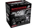 Winchester Blind Side Ammunition 12 Gauge 3&quot; 1-3/8 oz BB Non-Toxic Steel Shot