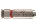 PTG Headspace No-Go Gage 6.8mm Remington SPC Ackley Improved 40-Degree Shoulder