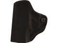 DeSantis Nylon Mini-Scabbard Belt Holster Ruger LC9, LC9S, LC380 Nylon Black