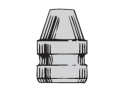 Saeco 1-Cavity Magnum Bullet Mold #040 40 S&W, 10mm (401 Diameter) 155 Grain Semi-Wadcutter Bevel Base