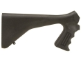 Choate Mark 5 Pistol Grip Buttstock Youth (11-3/4&quot; Length of Pull) Winchester 1200, 1300, 1400 Synthetic Black