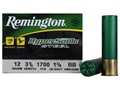 "Remington HyperSonic Ammunition 12 Gauge 3-1/2"" 1-3/8 oz BB Non-Toxic Steel Shot Box of 25"