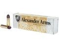 Alexander Arms Ammunition 50 Beowulf 200 Grain PolyCase Inceptor ARX Box of 20