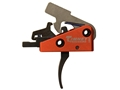 """Timney Targa Trigger Group AR-15 Small Pin .154"""" Short Two Stage Solid"""