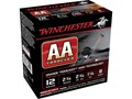 "Winchester AA Heavy TrAAcker Ammunition 12 Gauge 2-3/4"" 1-1/8 oz #7 Shot Black Wad"