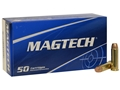 Magtech Sport Ammunition 38 Special 130 Grain Full Metal Jacket