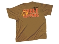 "Bob Allen ""Skeet Happens"" Short-Sleeved T-Shirt Cotton Teak XL"