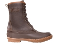 "Product detail of LaCrosse Uplander 10"" Waterproof Uninsulated Hunting Boots Leather and Rubber"