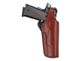Bianchi 111 Cyclone Crossdraw Holster Right Hand 1911 Government Leather Tan