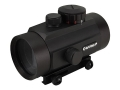 Product detail of Barska Red Dot Sight 40mm Tube 1x 5 MOA Red and Green Dot with Integral Weaver-Style Mount Matte