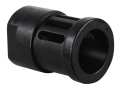 "DoubleStar Carlson Mini Muzzle Brake 1/2""-28 Thread AR-15 Steel Matte"