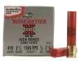 "Winchester Super-X High Brass Ammunition 410 Bore 2-1/2"" 1/2 oz #7-1/2 Shot Box of 25"