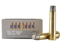 Cor-Bon Hunter Ammunition 45-70 Government 460 Grain Hard Cast Lead Flat Nose Box of 20