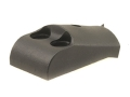 Advanced Technology Ghost Ring Sight Adapter for ATI Marine Top Folding Shotgun Stock Black