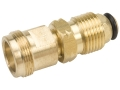 Coleman Bulk Propane Adapter Brass