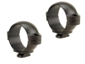 "Leupold 1"" Dual-Dovetail Rings Matte Super Low"