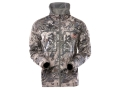 Sitka Gear Men's Contrail Windshirt Long Sleeve Polyester Gore Optifade Open Country Camo Medium 39-41