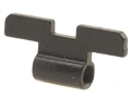 Smith &amp; Wesson Rear Sight Blade .106&quot; Black K, L, N-Frame