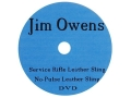Jim Owens Video &quot;No Pulse Service Rifle Sling&quot; DVD