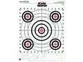 Champion Score Keeper 100 Yard Small Bore Target 14&quot; x 18&quot; Paper Orange Bull Package of 12