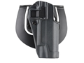 Product detail of BlackHawk Serpa Sportster Paddle Holster Right Hand Glock 17, 22, 31 Polymer Gun Metal Gray