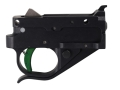 Timney Trigger Guard Assembly Ruger 10/22 2-3/4 lb Aluminum Green