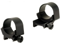 Weaver 30mm Top-Mount Extended Rings Matte Low