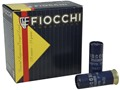 "Fiocchi Low Recoil Ammunition 12 Gauge 2-3/4"" 7/8 oz #8 Shot"