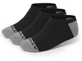 Oakley Performance Basic No Show Socks Black 5 Pairs