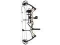 "Bear Crux RTH Compound Bow Package Left Hand 40-50 lb Draw Weight 26.5""-30.5"" Draw Length Black and Realtree AP Camo"