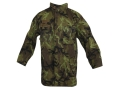 Military Surplus Czech M95 Parka with Liner Czech Woodland Camo Medium