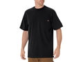Dickies Men's T-Shirt Short Sleeve Heavyweight Crew Neck Cotton
