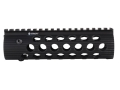 Product detail of Troy Industries 7.2&quot; Alpha Battle Rail Modular Free Float Handguard AR-15