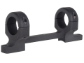 DNZ Products Game Reaper 1-Piece Scope Base with 1&quot; Integral Rings Howa 1500, Weatherby Vangaurd Short Action Matte High