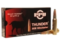 Prvi Partizan Thunder Ammunition 308 Winchester 170 Grain GROM Soft Point Box of 20