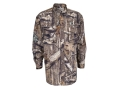 Russell Outdoors Men&#39;s Treklite Shirt Long Sleeve Polyester
