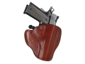 Bianchi 82 CarryLok Holster Right Hand Glock 26, 27, 33 Leather Tan