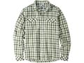 Mountain Khakis Men's Oxbow Shirt Long Sleeve Cotton