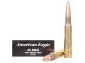 Federal American Eagle Ammunition 50 BMG 660 Grain XM33 Full Metal Jacket