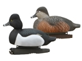 GHG Life-Size Ring-Necked Duck Decoy Pack of 6