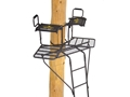 Rivers Edge 2-Man Bowman Treestand Steel Grey