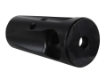 Nordic Components Corvette Compensator Muzzle Brake 1/2&quot;-28 Thread AR-15 Stainless Steel Black