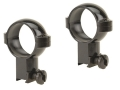 Burris 1&quot; Signature Rings 22 Rimfire and Airgun Gloss High