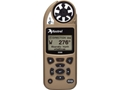 Kestrel 5500 Electronic Hand Held Weather Meter with LINK and Vane Mount Tan