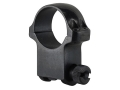 Ruger 1&quot; Ring Mount 6B Gloss Extra-High