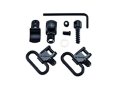 "Product detail of BlackHawk Lok-Down Sling Swivel Set Magazine Tubes .630"" to .675"" 1"" Steel Blue"