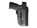 Blade-Tech WRS Tactical Thigh Holster Right Hand Glock 19, 23 with Streamlight TLR Light Kydex Black