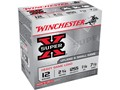 Winchester Super-X Heavy Game Load Ammunition 12 Gauge 2-3/4&quot; 1-1/8 oz #7-1/2 Shot